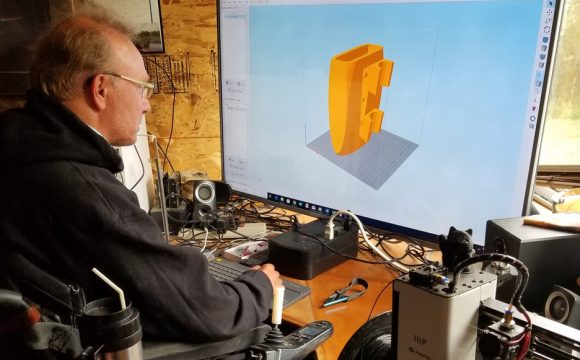 How 3D Printing Can Support People With Disability